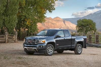 2015 GMC CANYON PRICING STARTS AT $21,880