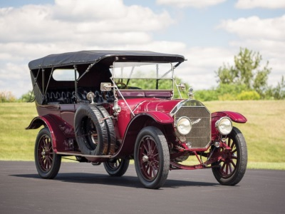 BRASS AND CLASSIC ERA RARITIES SET FOR RM SOTHEBY'S HERSHEY SALE