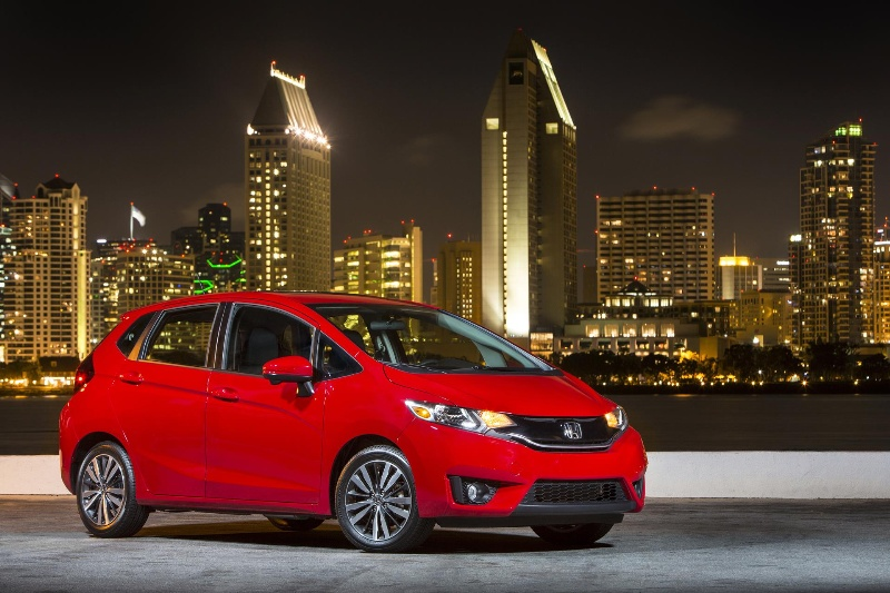 ALL-NEW 2015 HONDA FIT ACHIEVES HIGHEST OVERALL VEHICLE SCORE FROM THE NATIONAL HIGHWAY TRAFFIC SAFETY ADMINISTRATION