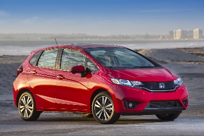 ALL NEW 2015 HONDA FIT EARNS A 2014 TOP SAFETY PICK RATING FROM THE  INSURANCE INSTITUTE FOR HIGHWAY SAFETY