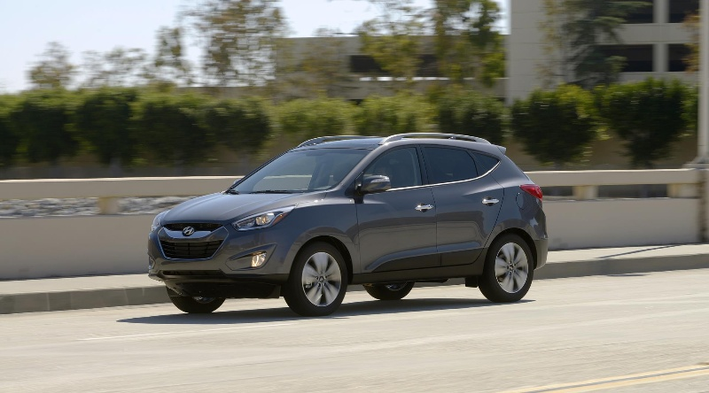 2015 HYUNDAI TUCSON PRICED FROM JUST $21,500, AVAILABLE IN DEALERSHIPS NOW