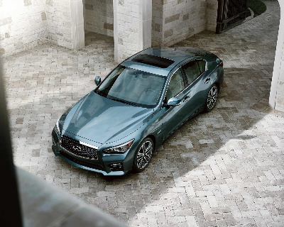 2015 INFINITI Q50 AND Q70 SECURE TOP SAFETY PICK+ RATING FROM INSURANCE INSTITUTE FOR HIGHWAY SAFETY