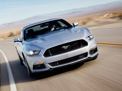 2015 MUSTANG SALES OFF TO HOT START; BEST NOVEMBER SINCE '06