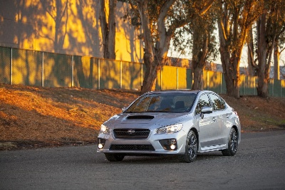 2015 SUBARU WRX AND WRX STI EARN IIHS 2014 TOP SAFETY PICK