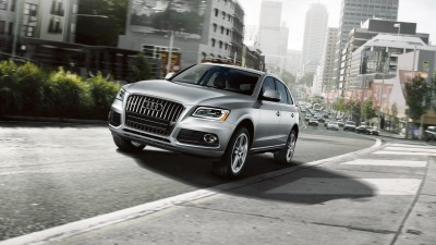 2016 AUDI Q5 EARNS TOP SAFETY PICK+ RATING FROM IIHS