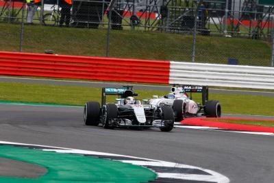 2016 British Grand Prix - Sunday