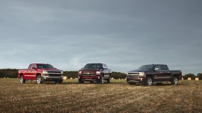 2016 SILVERADO: THE NEW FACE OF STRONG