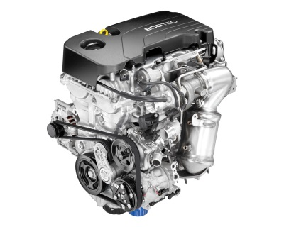 2016 CHEVROLET CRUZE FEATURES NEW ECOTEC ENGINES