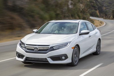ALL NEW 2016 HONDA CIVIC WINS NORTH AMERICAN CAR OF THE YEAR AWARD