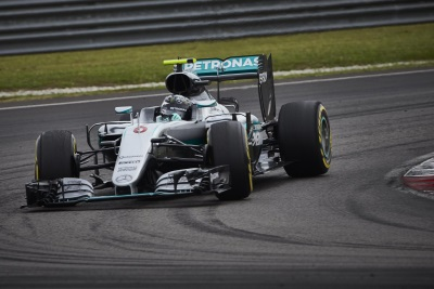 2016 Malaysian Grand Prix - Sunday