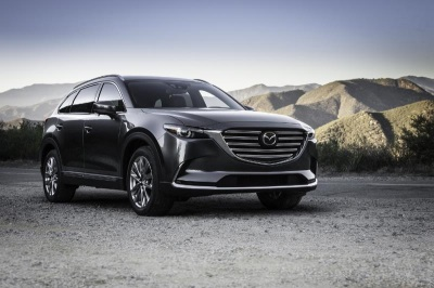 2016 MAZDA CX-9 PRICED FROM $31,520 MSRP1, ELEVATES MIDSIZE, THREE-ROW CROSSOVER EXPERIENCE