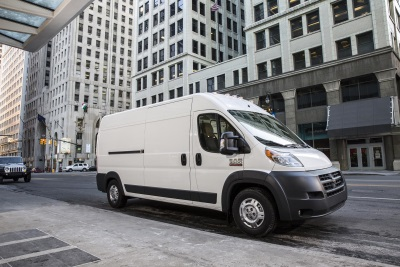 FCA US LLC TO SUPPLY 9,113 NEW 2016 RAM PROMASTER VANS TO U.S. POSTAL SERVICE