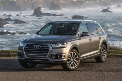 2017 AUDI Q7 NOW AVAILABLE WITH 2.0-LITER TFSI TURBO-CHARGED FOUR-CYLINDER ENGINE