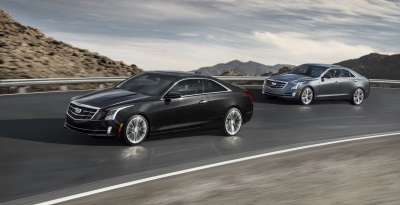 Cadillac Global Sales Rise 17.2 Percent In October