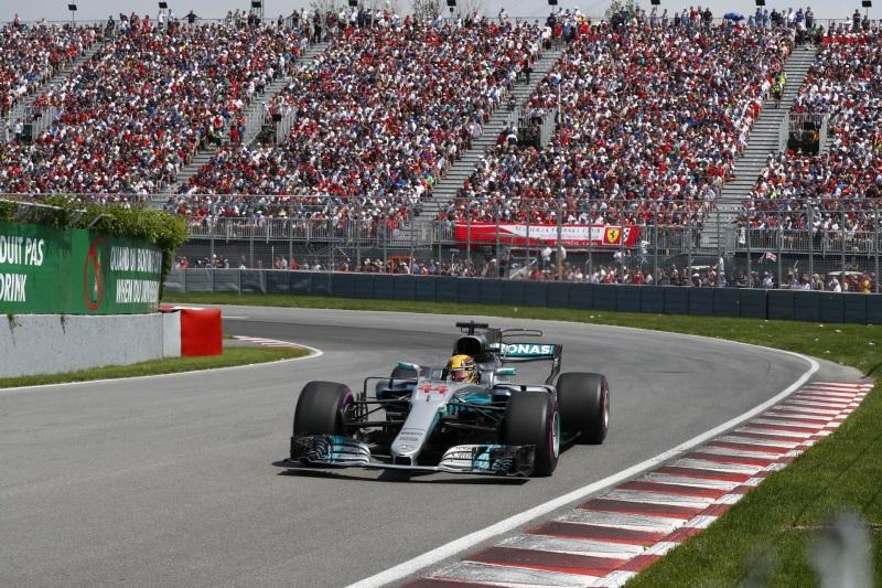2017 Canadian Grand Prix - Sunday