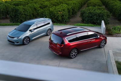 All New Gasoline Ed 2017 Chrysler Pacifica Offers Unsurped Fuel Economy Greener Ownership Experience