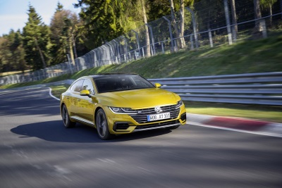 '2017 Golden Steering Wheel' Award For The New Arteon Gran Turismo Wins In 'Midsize And Premium Class'