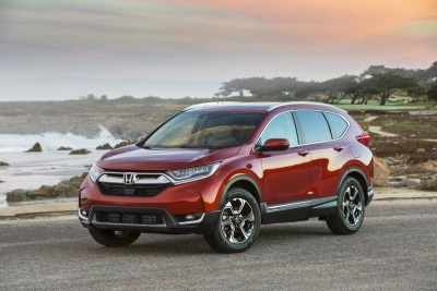 2017 HONDA CR-V HITS SHOWROOMS WITH PREMIUM DESIGN, BIG VERSATILITY AND FUN-TO-DRIVE PERSONA