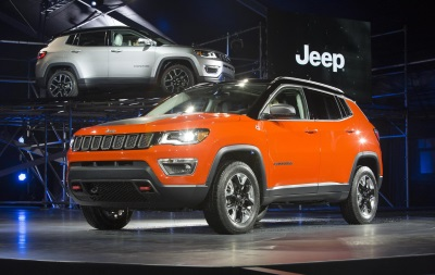 2017 Jeep® Compass: An All-New Global Compact SUV