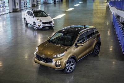 KIA MOTORS AMERICA ANNOUNCES PRICING FOR THE ALL-NEW 2017 SPORTAGE