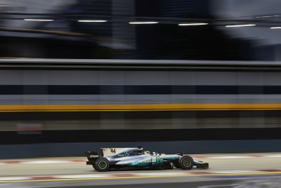 2017 Singapore Grand Prix - Sunday