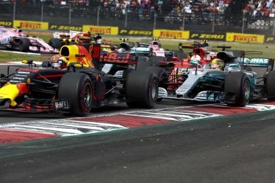 2017 Mexico Grand Prix - Sunday