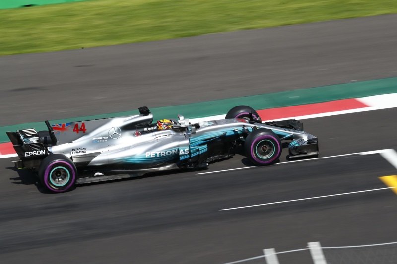 2017 Mexico Grand Prix - Saturday