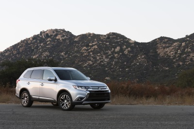 Outlander Has Its Best July Sales Month Ever As Mitsubishi Reports July 2017 Sales