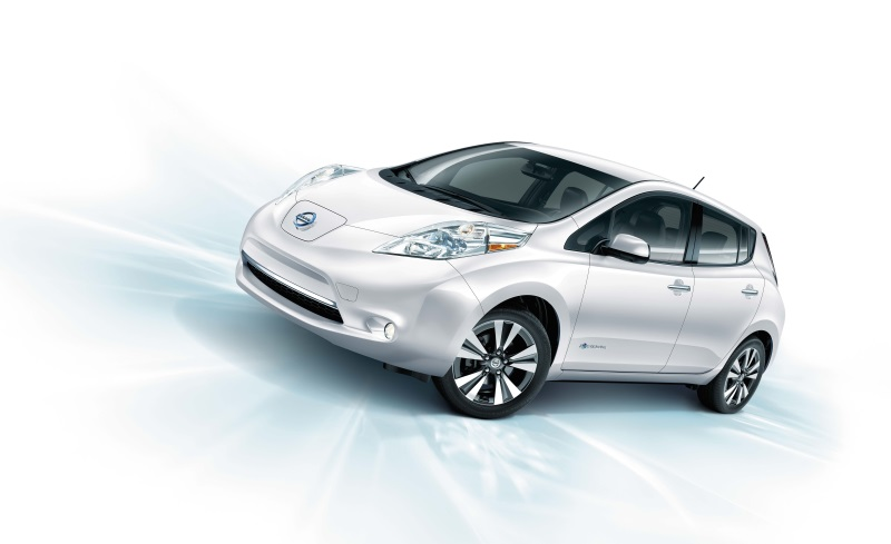 NISSAN ANNOUNCES U.S. PRICING FOR 2017 LEAF