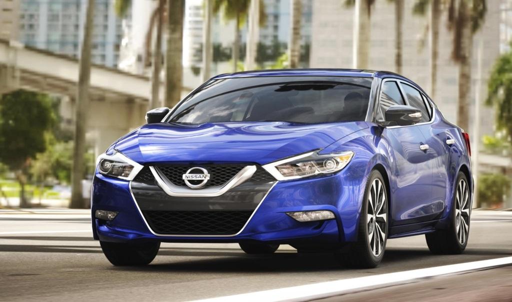 Nissan Maxima Receives 2017 Kelley Blue Book Best Resale Value Award