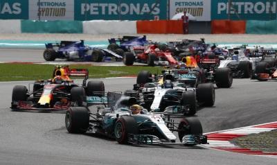 2017 Petronas Malaysia Grand Prix - Sunday