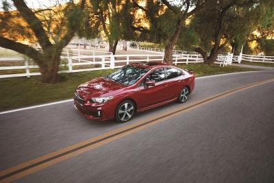 2017 Subaru Impreza Earns IIHS 2017 Top Safety Pick + Award