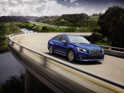 SUBARU OF AMERICA ANNOUNCES PRICING ON 2017 SUBARU LEGACY AND OUTBACK MODELS