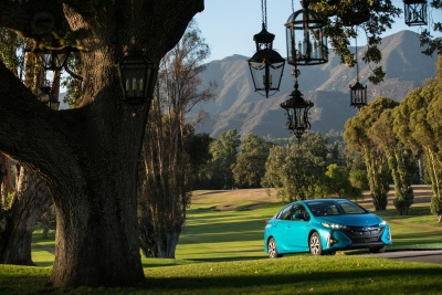 2017 Toyota Prius Prime Takes Top Honors For Electric Hybrid Category At Kelley Blue Book Best Awards
