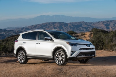 Popular 2017 Toyota RAV4 Crossover Receives Added Value With New Pricing