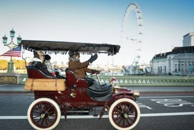 Entries Soar For 2017 Veteran Car Run As French Marques Dominate
