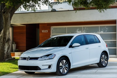 2017 Volkswagen E-Golf Offers Improved Range And Fuel Economy