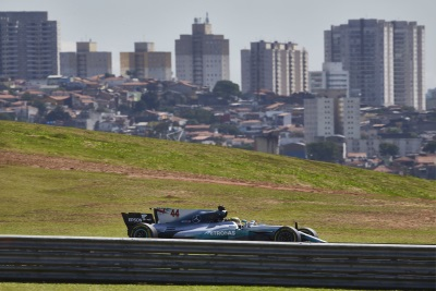 2017 Brazilian Grand Prix - Friday