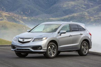 2018 Acura MDX And RDX Suvs Named Two Of U.S. News & World Report's 2018 Best Cars For The Money