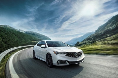 Bolder 2018 Acura TLX Arrives In Showrooms Next Month With Class-Leading Technology And Enhanced Style