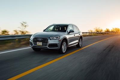 2018 Audi Q5 Offers Highest EPA-Estimated Fuel Economy In Competitive Segment