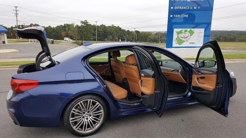 Driving Impressions: 2018 BMW M550i xDrive Sedan
