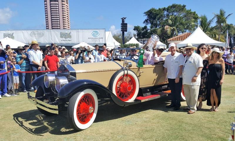 Boca Raton Concours Conceptcarzcom - Naples antique car show 2018