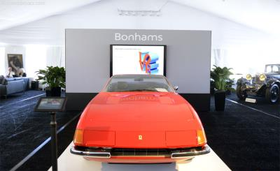 Bonhams' 4Th Annual Amelia Island Auction Sets Records And Achieves A Strong Sell-Through Rate With European Sportscars Taking The Lead