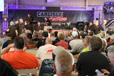 Carlisle Auctions Generates over $5 Million in Sales at Fall Carlisle