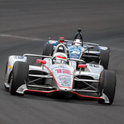 Chevrolet Finishes 1-2 In 102nd Indianapolis 500