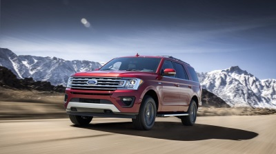 All-New 2018 Expedition FX4 Is The Most Off-Road-Capable Expedition Ever