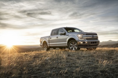 New F-150 Named 2018 Motor Trend Truck Of The Year; Ford First With Full Truck Line Back-To-Back Wins