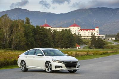 2018 Honda Accord And Odyssey Named 'Best New Cars' By Good Housekeeping