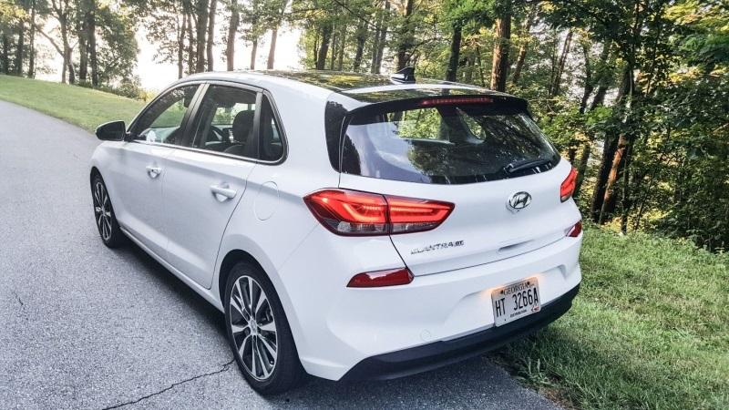 Driving Impressions:  2018 ELANTRA GT A/T